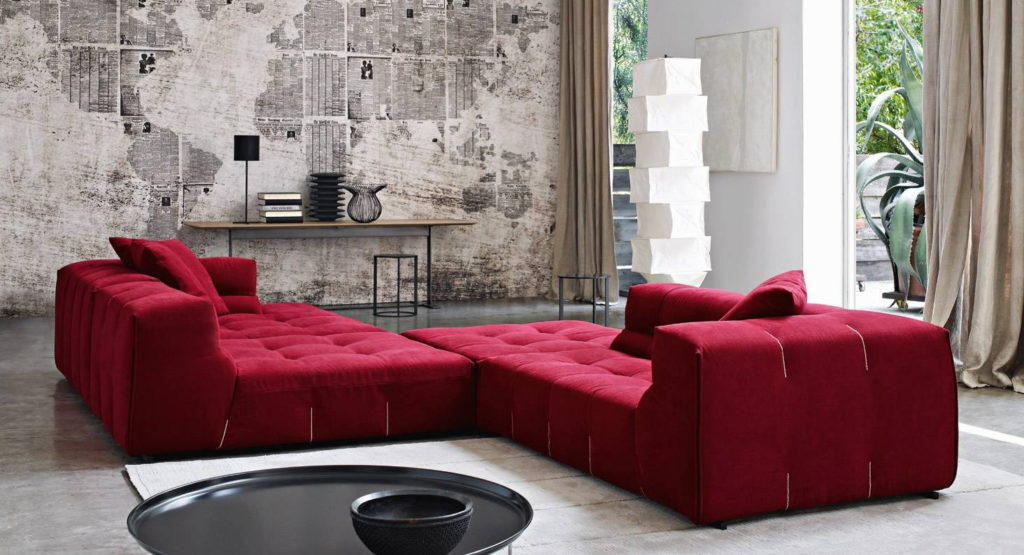 red sofa interior design ideas Fresh Interior Design Ideas Red S